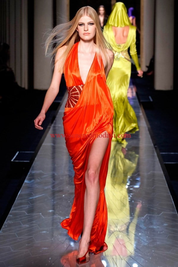 Atelier Versace-Paris Fashion Week3