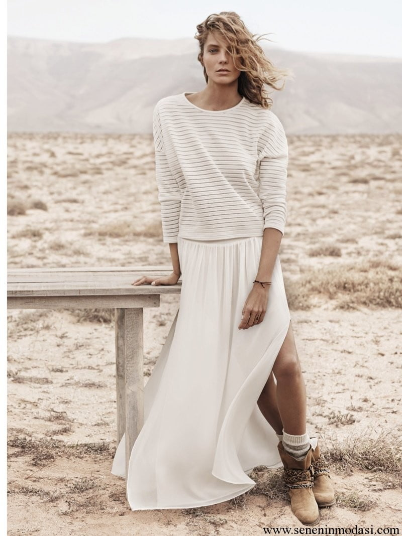 Mango 2014 bahar-yaz lookbook