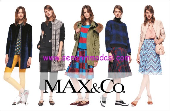 Max&Co 2016 fall-winter collection